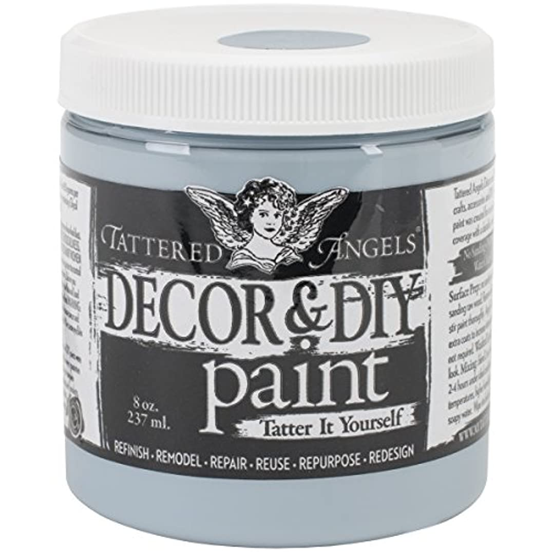 TATTERED ANGELS Decor & DIY Paint Cup, 8 oz, Azure