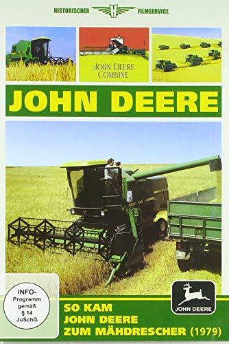 So kam es zum John Deere Mähdrescher