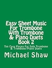 Best trombone duet sheet music Reviews