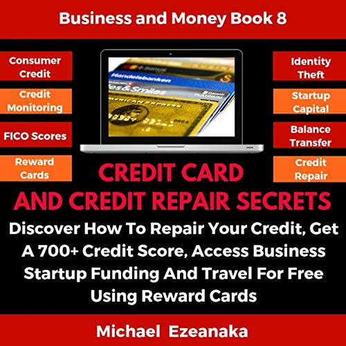 Couverture de Credit Card and Credit Repair Secrets