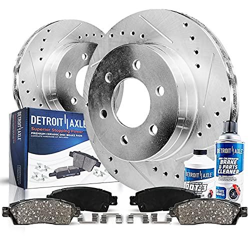 06 silverado brake rotors - 1