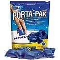 10-Pack Walex Porta-Pak Holding Tank Deodorizer Drop-Ins