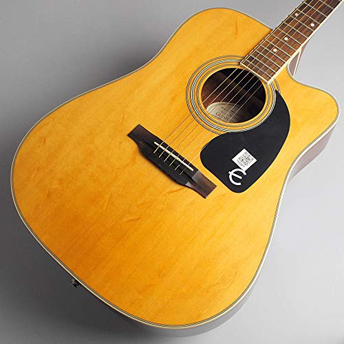 Epiphone 6 String PRO-1 ULTRA Acoustic/Electric, Natural (EEPUNACH1)