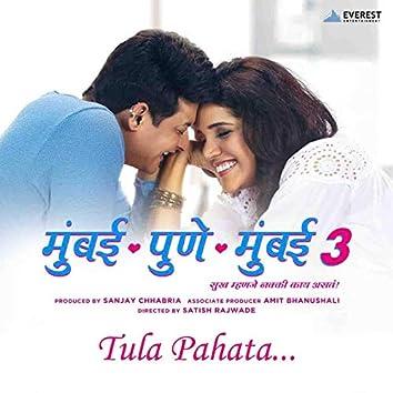 """Tula Pahata (From """"Mumbai Pune Mumbai 3"""")"""