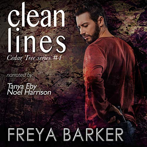 Clean Lines audiobook cover art