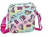 Hello Kitty Candy Unicorns - Borsa a tracolla ufficiale piccola 160 x 40 x 180 mm