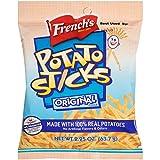 French's Original Potato Sticks, 2.25 OZ (Pack of 12)