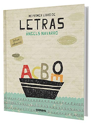 Letras (Mi primer libro de...)
