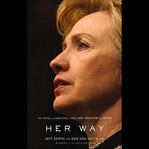 Her Way audiobook cover art