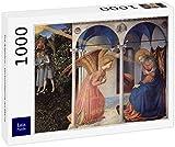 Lais Puzzle Fra Angelico - Anunciación a María 1000 Piezas
