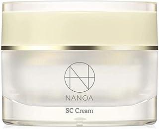 (ナノア)NANOA 皮膚科医が大注目のヒト幹細胞シカクリーム EGF ほうれい線 エイジングケア セラミド ビタミンC誘導体 無添加 日本製