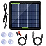 ECO-WORTHY 12 Volts 5 Watts Solar Trickle Charger for 12V Batteries...