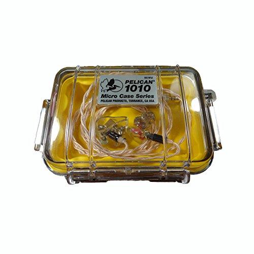 PELICANハードケース1010N0.2Lブラック/透明トウメイ1010-025-100