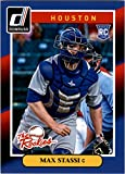 2014 Donruss The Rookies #12 Max Stassi Baseball Card *