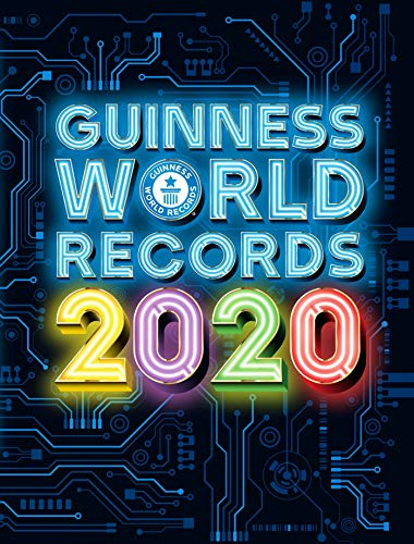 Guinness world records 2020 (Loisirs / Sports/ Passions)