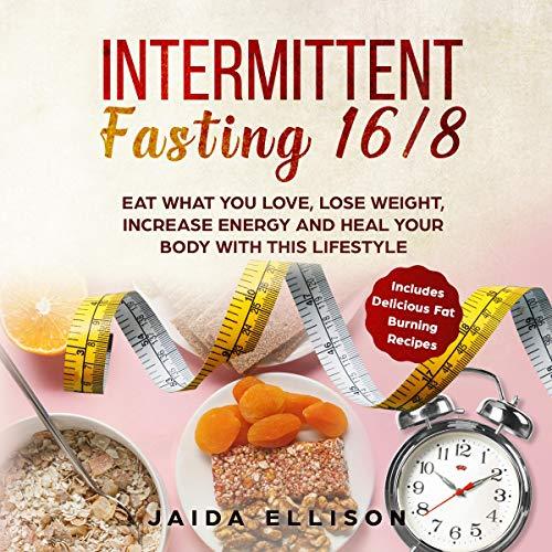 Intermittent Fasting 16/8 Audiobook By Jaida Ellison cover art