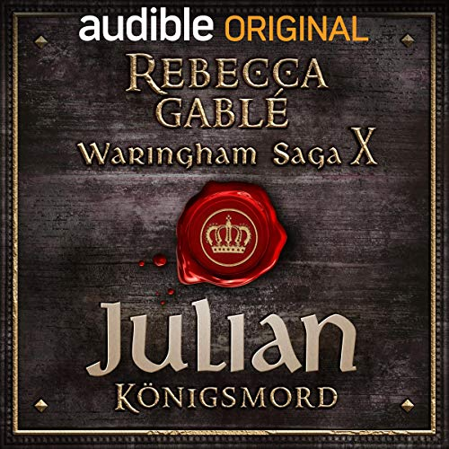 Julian - Königsmord Titelbild