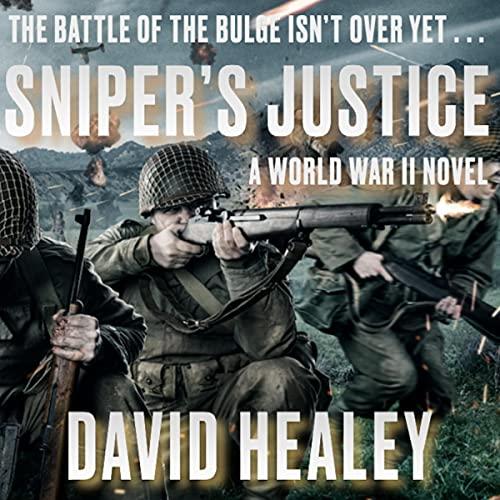Sniper's Justice cover art