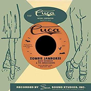 Lonely Is A Word b/w Zombie Jamboree