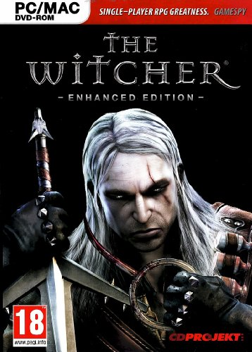 The Witcher: Enhanced Edition Pc Dvd