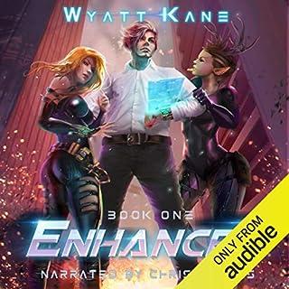 Enhancer audiobook cover art