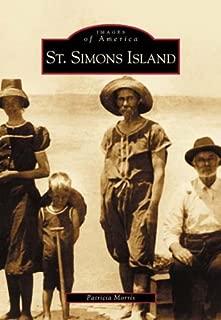 St. Simons Island  (GA)  (Images of America)