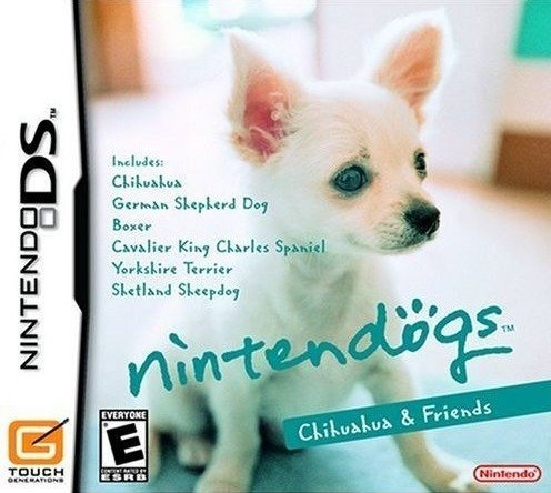 Nintendo Nintendogs Chihuahua & Friends - Juego