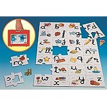 Akros-Rompecabezas-de-Macro-Alfabeto-Akros30601-ES