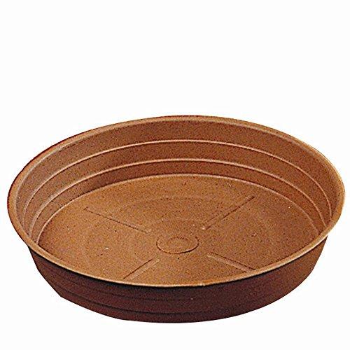 EURO3PLAST Dessous de Pot diamètre 12cm glaise 3/12