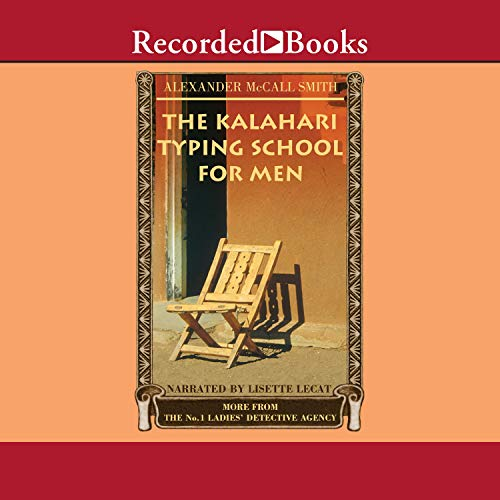 The Kalahari Typing School for Men  By  cover art