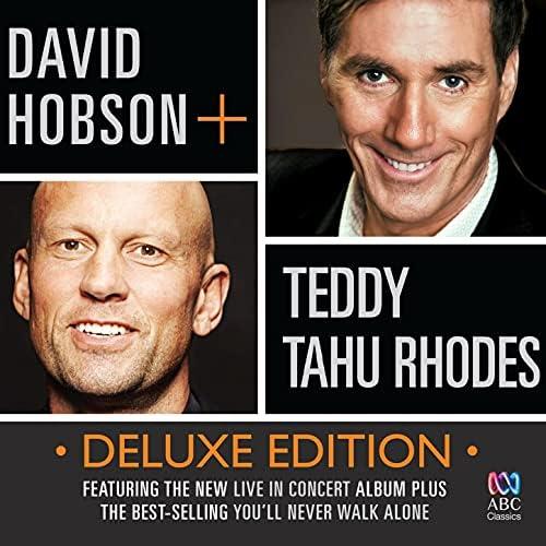 David Hobson & Teddy Tahu Rhodes