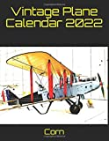 Vintage Plane Calendar 2022