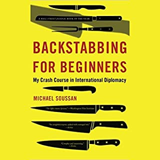 Couverture de Backstabbing for Beginners