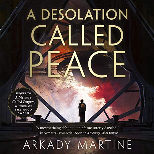 A Desolation Called Peace cover art