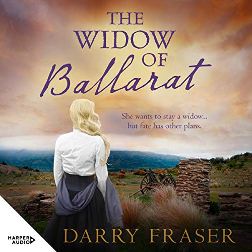 The Widow of Ballarat cover art