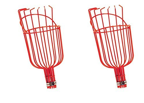 Ace Trading-Garden Tools Apex Fruit Picker Head (TR20090) - 2 Pack (Head only, Stick not Included)