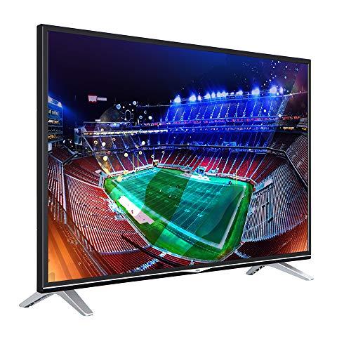 Haier U43H7000 Series 43'Smart UHD HDR LED TV 4K Ultra HD Smart TV Wi-Fi Nero (4K Ultra HD, A +, 16: 9, 3840 x 2160, Netflix 4K)