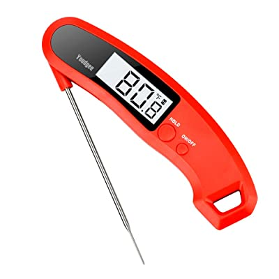 Youdgee Meat Thermometer, Digital Instant Read ...