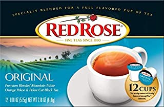 Best red rose original black tea Reviews