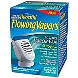 Theraflu Flowing Vapors With Mentholated Eucalyptus - Fan + 3 Refill Pads + Batteries,(Theraflu)