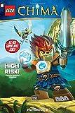 LEGO LEGENDS OF CHIMA HC 01 HIGH RISK