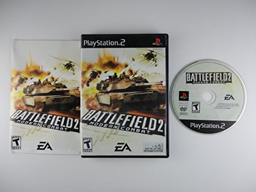 Electronic Arts Battlefield 2 Modern Combat, PS2