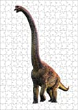 Media Storehouse 252 Piece Puzzle for Adults of Giraffatitan, Illustration (19928661)
