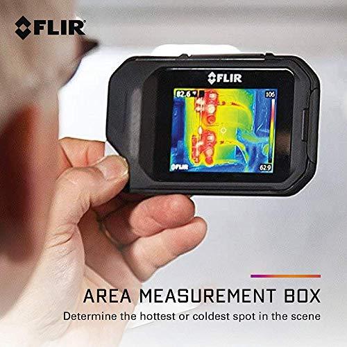 FLIR C3 Wärmebildkamera im Taschenformat mit Wifi - 7