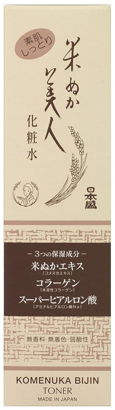 ビジター扱うプロテスタント米ぬか美人 化粧水 200ml