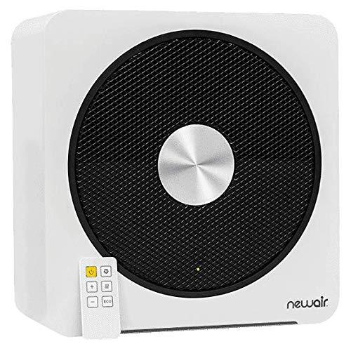 NewAir, Quietheat15B, 1500 Watt Portable Ceramic Space Heater, Heats...