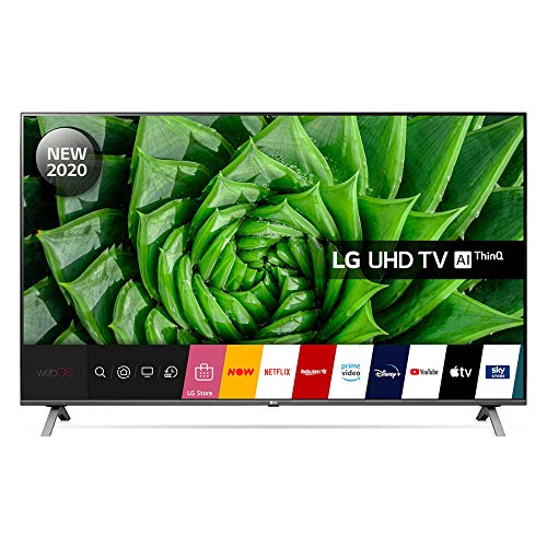 LG UN80 65UN80006LA 65 INCH Smart 4K UHD TV