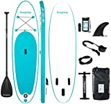 Inflatable SUP Stand Up Paddle Board, Inflatable SUP Board, iSUP Package with All
