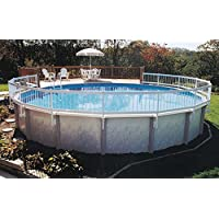 GLI Above Ground Pool Fence 8-Section Base Kit