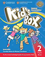 Kid's Box Level 2 Pupil's Book British English (Kids Box)